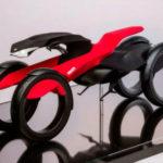 Ducati sẽ có siêu xe mô tô 4 bánh ?