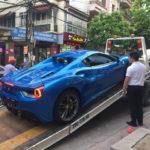 Siêu xe Ferrari 488 mui trần về tay đại gia Hà Nội
