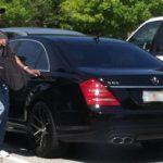 Sao golf Tiger Woods bị tai nạn xe Mercedes S65 AMG