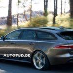 Xe sang Jaguar XF Sportbrake rộng rãi và thực dụng hơn