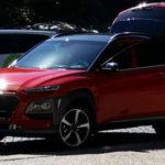 Hyundai KONA chưa ra mắt đã có bản chạy điện