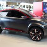 Xe Hyundai Kona bản đặc biệt Iron Man