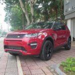Xe sang Land rover Discovery sport Dynamic giá 3,5 tỷ đồng ở Việt Nam