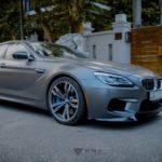 Xe thể thao BMW M6 gran coupe độ cực ngầu ở Đà Nẵng