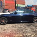 Hàng khủng Maserati Quattroporte GranSport GTS về Việt Nam