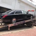 Choáng đại gia Thanh Hóa mua Maybach S600 giá 15 tỷ ?
