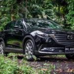 Xe Mazda CX-9 2017 đạt mức an toàn 5 sao