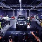Mercedes chuẩn bị trình diễn dàn xe 150 tỷ đồng ở Việt Nam