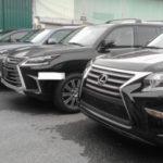 5 tháng đầu năm 2017 Việt Nam nhập 43.000 xe ô tô