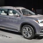 Subaru Ascent concept: xe lớn cho gia đình