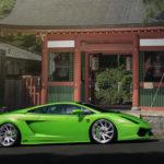 Siêu xe Lamborghini Gallardo độ hầm hố bởi thiếu gia Nhật