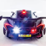 Siêu xe đua đường phố McLaren P1 GTR bán lại giá khủng