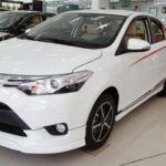Xe Toyota Vios TRD 2017 vừa về Việt Nam có gì đặc biệt ?
