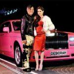 Vợ đẹp như siêu mẫu của tỷ phú Hồng Kông khoe ảnh nhiều siêu xe