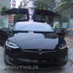 Bất ngờ siêu xe Tesla Model X – P100D giá 9 tỷ đồng về Phú Thọ ?