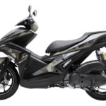 Chi tiết xe máy Yamaha NVX 155 Camo bán ở Việt Nam