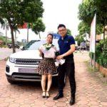 Xe sang Range rover Evoque 2017 đầu tiên đã có chủ ở Việt Nam