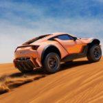 Ngắm siêu xe SUV cỡ nhỏ chục tỷ SandRacer 500GT