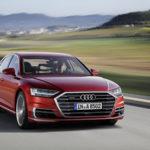 Những công nghệ tiên tiến trên xe sang Audi A8 2018 thế hệ mới