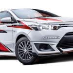 Xe Toyota Vios Sports Edition 2017 giá rẻ cho giới trẻ