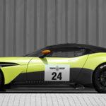 Giá 2,3 triệu đô cho siêu xe Aston Martin Vulcan AMR Pro