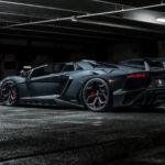 Ngắm siêu xe Lamborghini Aventador SV độ khủng bởi Novitec