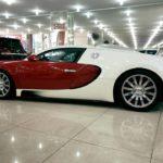 Siêu xe Bugatti Veyron của đại gia Sài Gòn làm đẹp như mới cứng