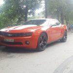 Xe cơ bắp Chevrolet Camaro RS bản Transfomers ở Hà Nội