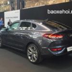 Xe Hyundai i30 Fastback kiểu dáng thời thượng ra mắt