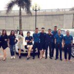 Jaguar Việt Nam tổ chức chương trình lái thử xe ở Hải Phòng