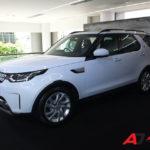 Land Rover Discovery 2018 giá từ 4,35 tỷ đồng ở Việt Nam