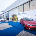 Đại lý xe 4S Volkswagen ở Hà Nội chính thức hoạt động