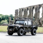 Xe SUV hạng sang hiếm Land Rover Defender SVO