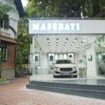 Maserati Levante S và Ghibli được trưng bày ở Hà Nội
