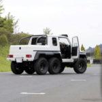 Dùng xe Suzuki chế thành xe siêu sang Mercedes-AMG G63