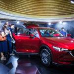 Choáng Mazda CX-5 2017 giá thấp nhất từ 2,4 tỷ đồng ở Singapore