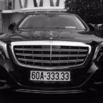 Cặp đôi Mercedes Maybach mới về Đồng Nai gây xôn xao