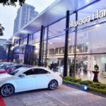 Mercedes bán được 2900 xe sang ở Việt Nam 6 tháng đầu năm 2017