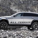 Siêu phẩm địa hình Mercedes E-class All Terrain 4×4