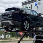 Range Rover Velar 2018 xuất hiện ở Việt Nam trước ở Đức