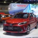 Toyota Vios giảm giá sốc 70 triệu đồng còn 552 triệu ở Việt Nam
