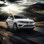 "Tại sao xe SUV cỡ lớn Volkswagen Touareg bị ""khai tử"" ở Mỹ ?"