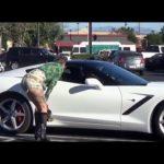 Top 5 video thử lòng chân dài với siêu xe nhiều người xem nhất 2017