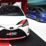 Xe Toyota Yaris bản thể thao giá rẻ đầy cá tính