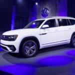 Vừa ra mắt SUV cỡ lớn Volkswagen Atlas bán được 2.413 xe
