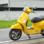Vespa GTS Super 300cc giá rẻ bất ngờ chỉ 120 triệu đồng ở Việt Nam
