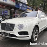 Bentley Bentayga First Edition 2017 giá 8,9 tỷ ở Việt Nam