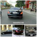 Những chiếc xe khủng chứng tỏ độ chịu chơi của đại gia Ninh Bình