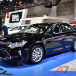 Ngắm xe Toyota Camry 2017 sắp về Việt Nam