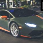 Lamborghini Huracan độ theo phong cách bản hiếm Avio ở Sài Gòn
